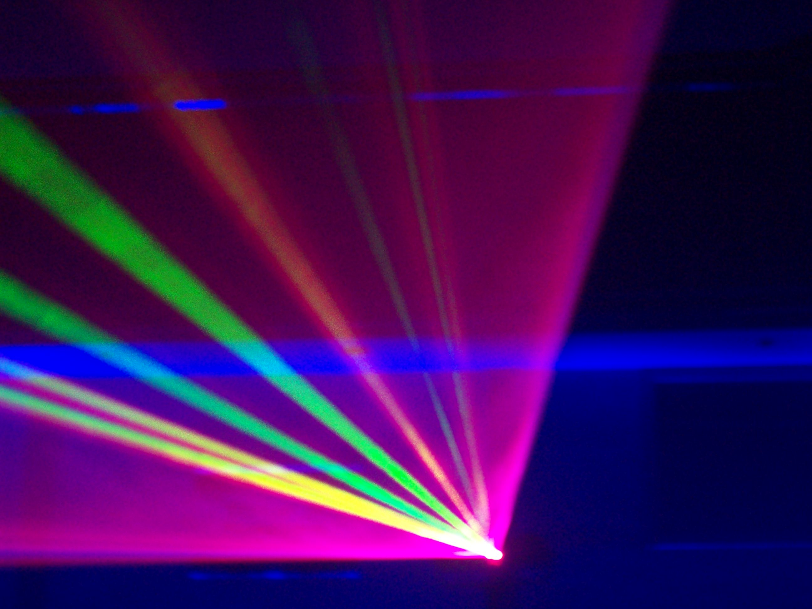 New Three Dimensional Laser Light Show projectors are here ...