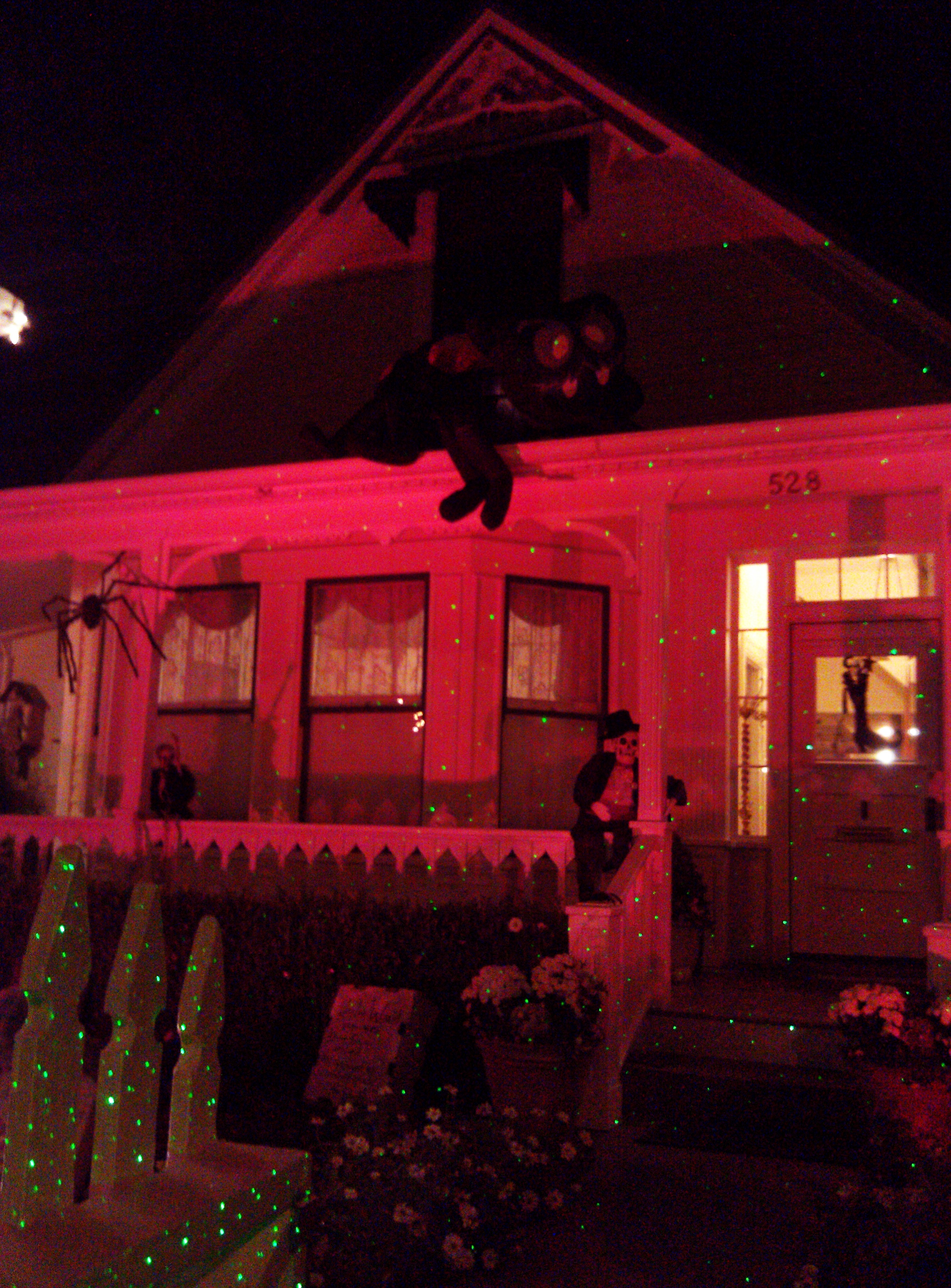 Laser starfields for halloween yard displays in nevada city 0 comments aloadofball Choice Image
