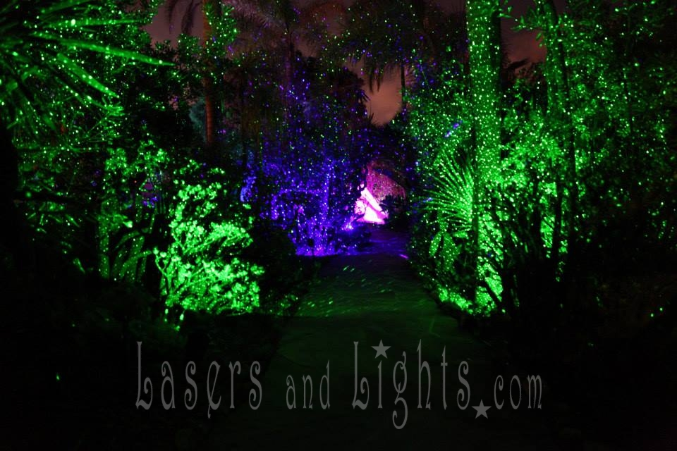 Outdoor firefly laser light projector photo gallery updated dec green and blue sprights aloadofball Gallery