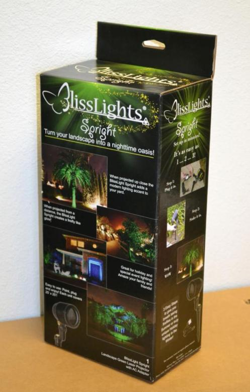 Photo gallery outdoor landscape laser starfield projectors for Landscape lighting packages