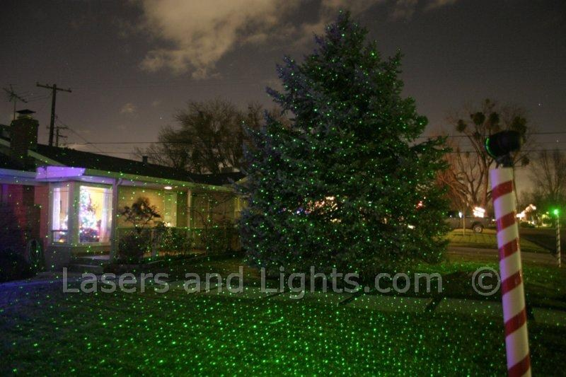 PHOTO GALLERY OUTDOOR LANDSCAPE Laser Starfield Projectors using ...