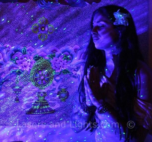 ~Paloma Devi Blissfully illuminated
