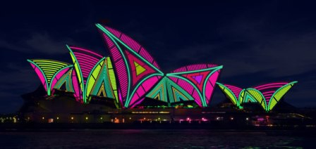 Courtesy of www.vividsydney.com