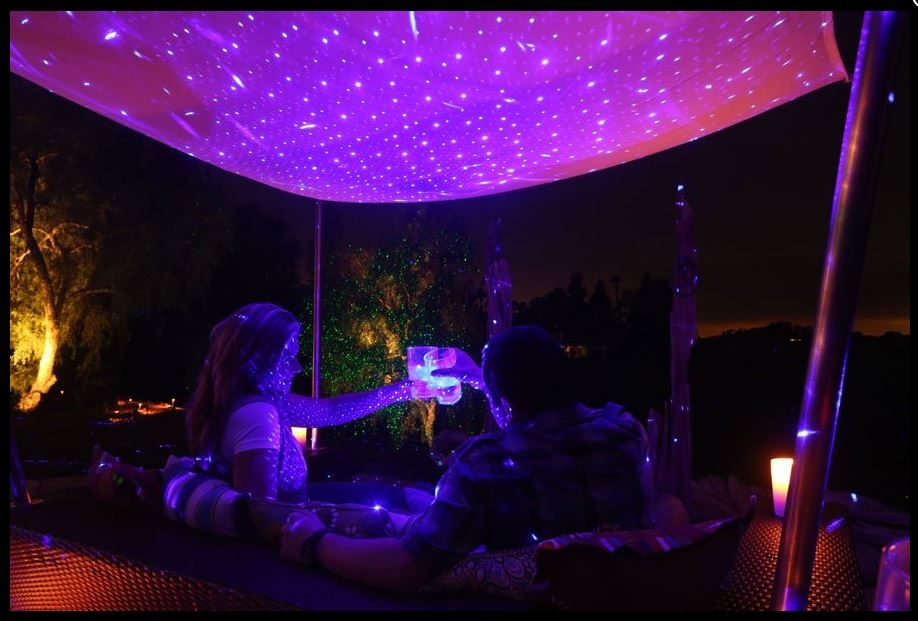 Outdoor firefly laser light projector photo gallery updated dec blisslights web photos 7 14 aloadofball Image collections
