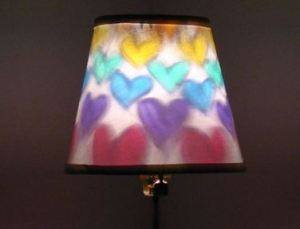 Hearts Mood Light