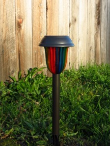 Solar Rainbow Path Light