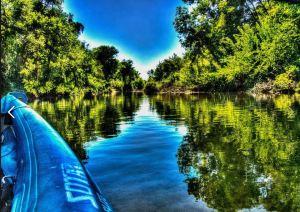 stanislau river