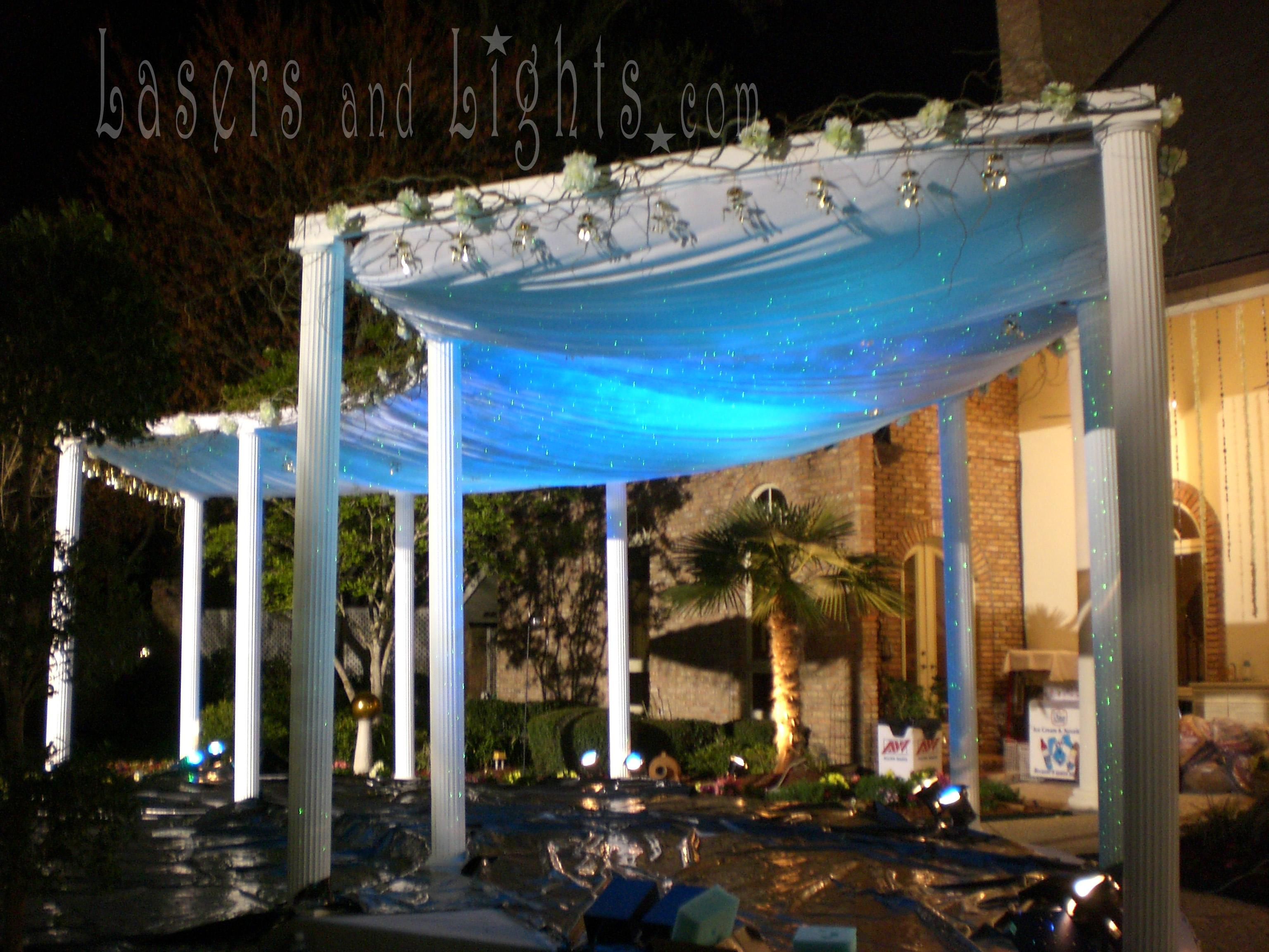 Rent BlissLights Laser Starfield Projectors For Weddings And Receptions Las