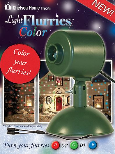 The Light Flurries Outdoor Light Show Snowflake projectors are here nov 1st 2015 finally a white light watch snowflakes of light drift down across your home and landscape workwithnaturefo