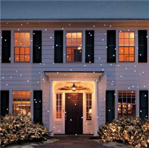 Snowflake projectors are here Nov. 1st 2015! Finally a white light ...