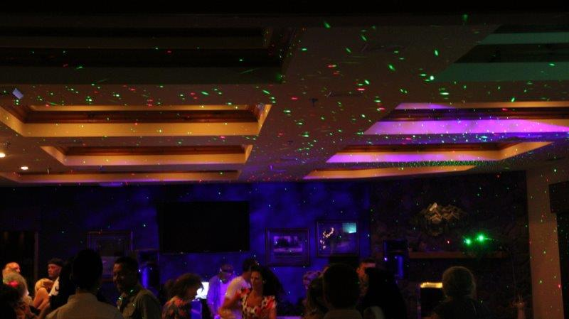 wedding reception comes alive with blisslights lasers. Black Bedroom Furniture Sets. Home Design Ideas