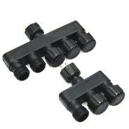 5 to 1 & 3 to 1 splitters waterproof wire