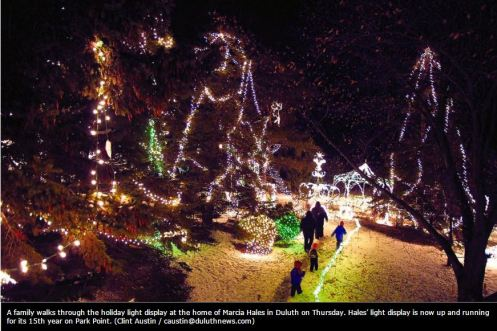 Marcia Hale light path