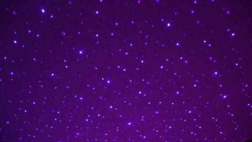 Blue laser on LED (3)